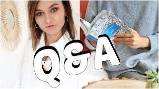 Q & A| miłość| sport|hejt na yt| moda|dzieciństwo|szpital