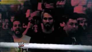 WWE The Shield Entrance Video - Special OP HD
