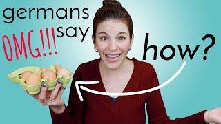 8 Creative Ways to Say OMG in German!!