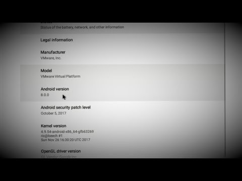 Install Android Oreo On Vmware Workstation 12 Pro
