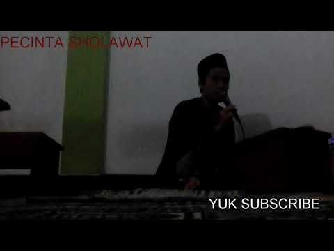 Sholawat Bikin Sedih Eling Eling Umat Islam Terbaru