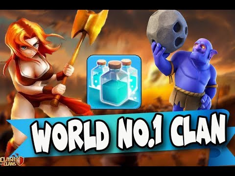 WORLD TOP NO.1 CLAN ATTACK | QUEEN WALK BOVALK CLONE NEW ATTACK Best Attack Strategy In COC History