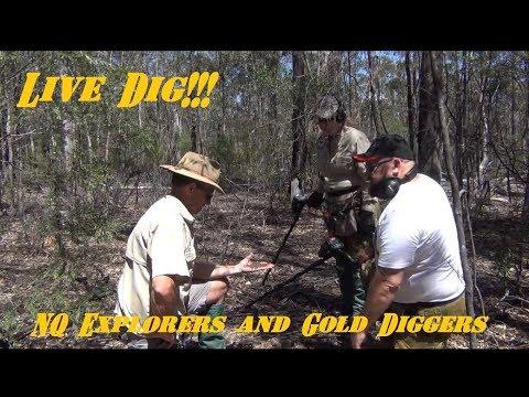 GOLD!!! LIVE Dig! Warwick Queensland