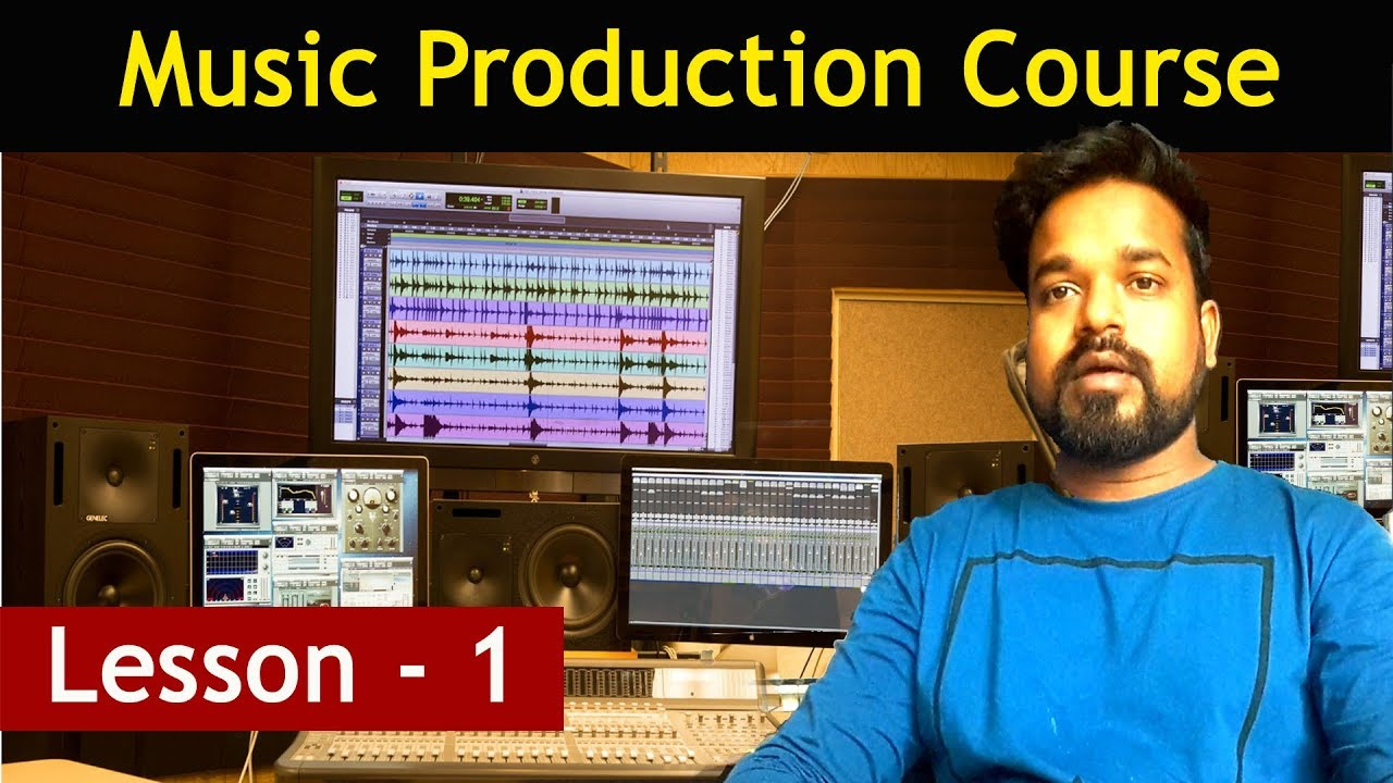 Music Production Course In Hindi - Lesson 1 || Musical Guruji