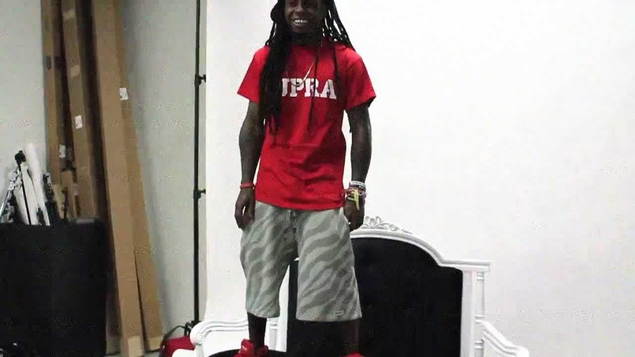 Lil Wayne Supra Shoes - YouTube a8a05a64b