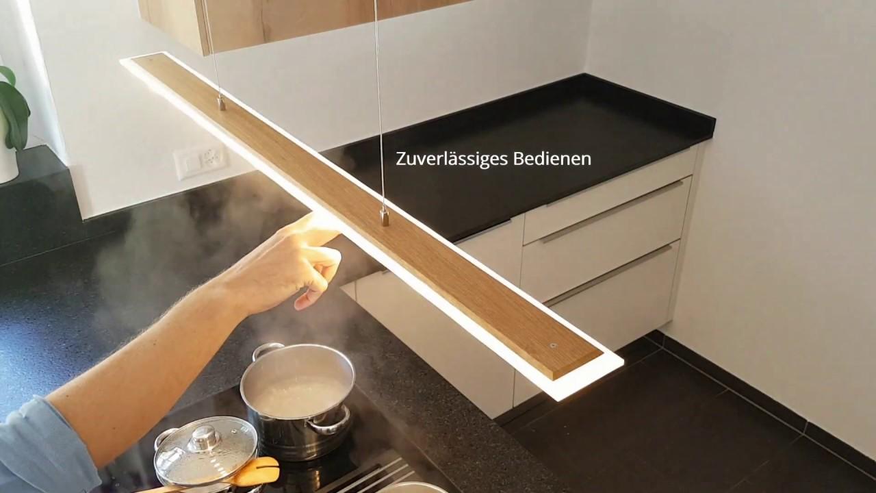 Die Leuchte von Kinisi -  auch in der Küche