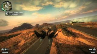 Just Cause 2 - Testing the G9-Eclipse