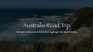 Australia Road Trip - Sky Diving, Bush Fire and Real · Cross Fire