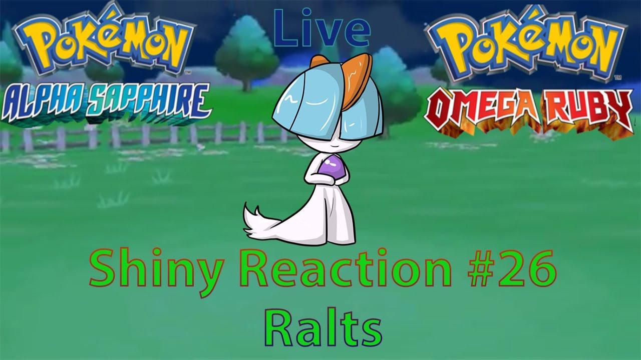 Pokemon Omega Ruby Dexnav Shiny Hunt Shiny Ralts In 76