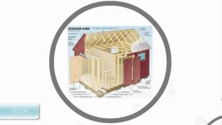 Over 12000 Free Shed Plans And Designs