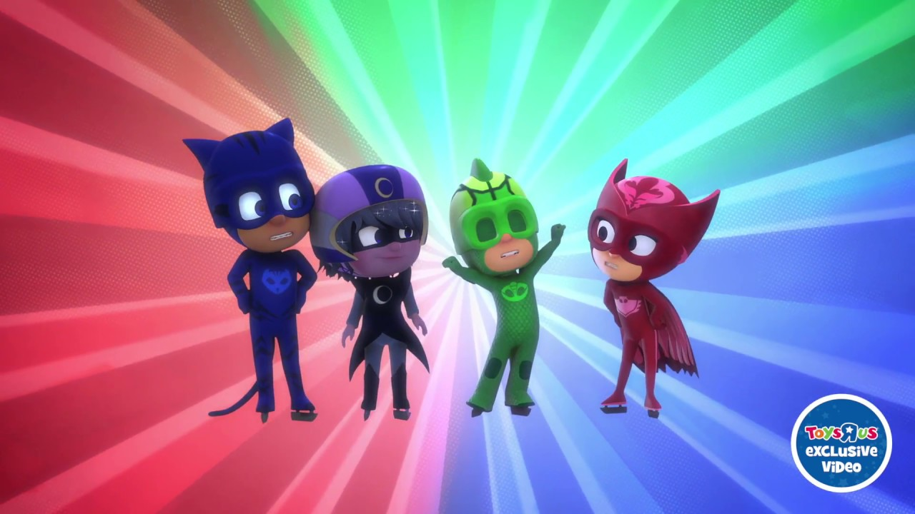PJ Masks: Christmas - YouTube