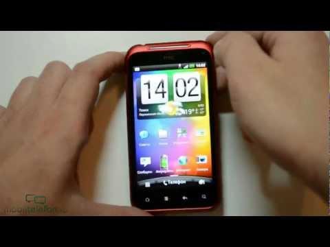 Обзор HTC Incredible S (review)
