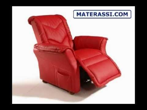 poltrona relax con alza persona e massaggio - youtube - Poltrona Relax Motorizzata Balance