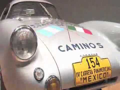 Porsche Type 64 Exhibited in America for First Time