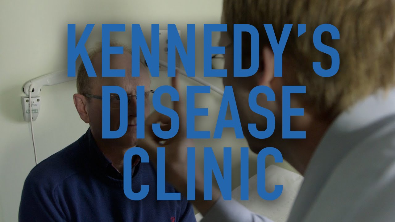 Kennedy's Disease - Physiopedia