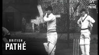 Cricket Comes Back  (1946)