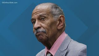John Conyers, longest serving black congressman, dies at 90