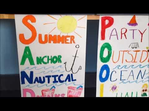 Wareham Middle School Art Show