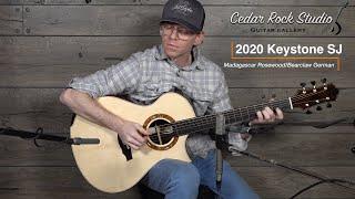 2020 Keystone SJ (Madagascar/Bearclaw German) played by Matt Thomas