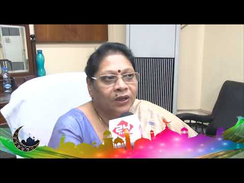 Ramdan Wish bite Mala Roy (chairperson of kolkata municipal corporation)