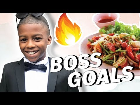 11 Year Old CEO Opens His Own VEGAN Restaurant | Vegan News | LIVEKINDLY