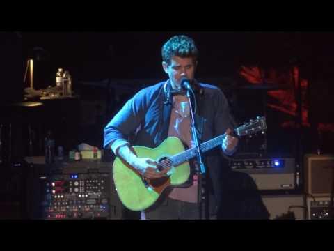 John Mayer - Whiskey, Whiskey, Whiskey (Shoreline, Mountain View - 07/29/17)