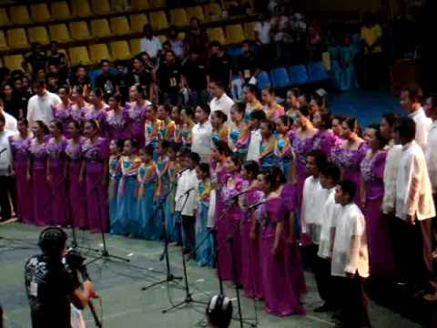PMRMS Children Choir (Capiz Hymn)