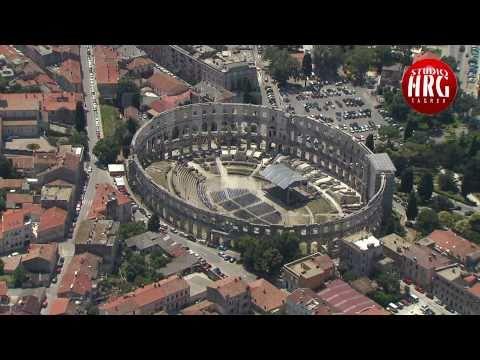 CROATIA: Tourist Postcard