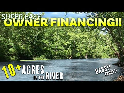 500 Down W Trout Fishing On The Niangua River 10 Acres Rn02