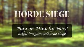 Horde Siege - Bestiary