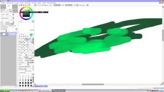 Видео-урок по САИ №1: кисти, немного о слоях, свойства инструментов