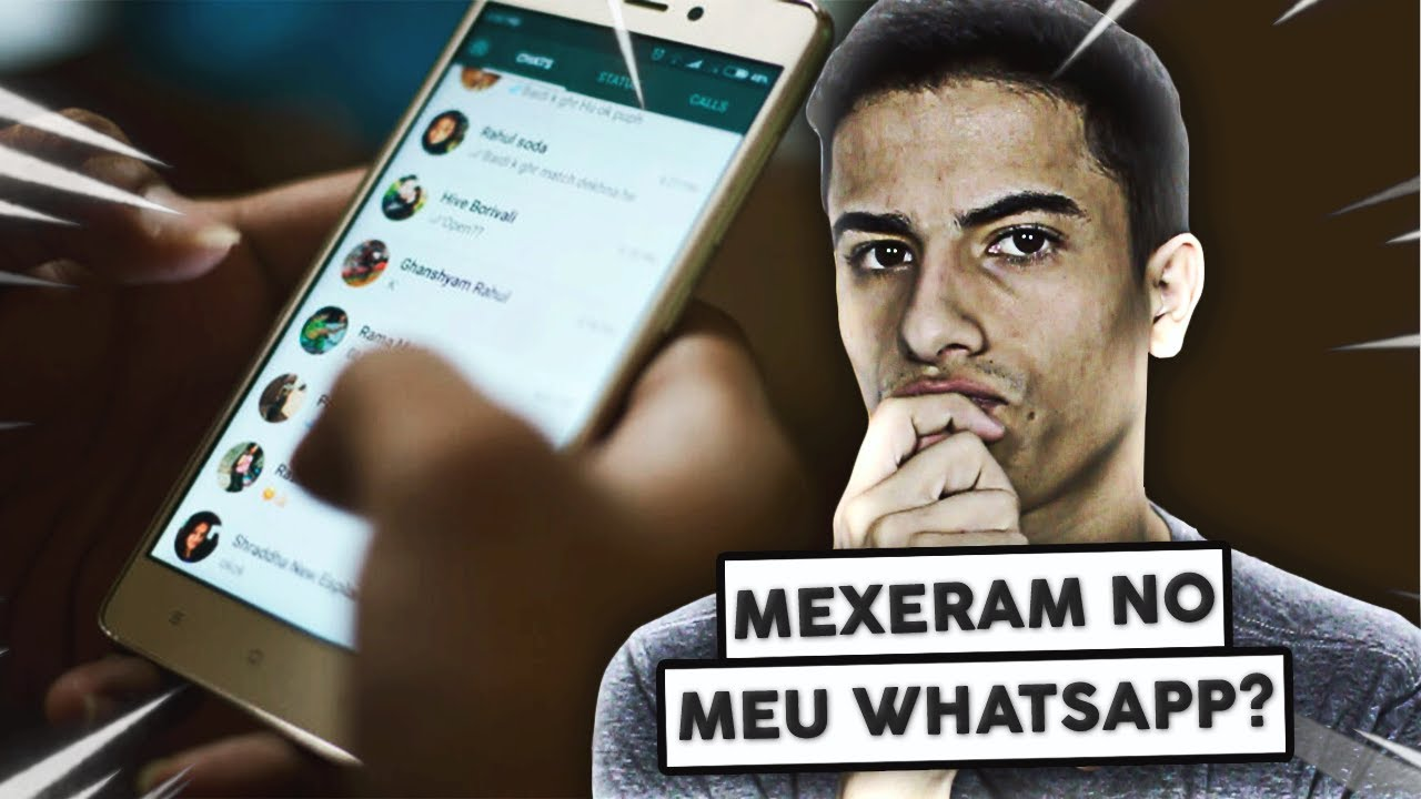 Como Verificar Se Alguem Mexeu No Seu Whatsapp Sem Aplicativos
