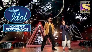 Kumar Sanu के साथ Salman ने दिया एक बेहतरीन Performance   Indian Idol Season 10 Winner's Performance