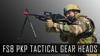 Russian FSB PKP Pecheneg Loadout: Tactical Gearheads - Airsoft GI
