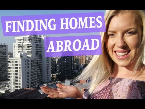 FINDING ACCOMMODATION ABROAD ♡ Digital Nomad Girl