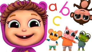 TOP 5 Nursery Rhymes | Educational | Baby Joy Joy on Clap Clap Baby
