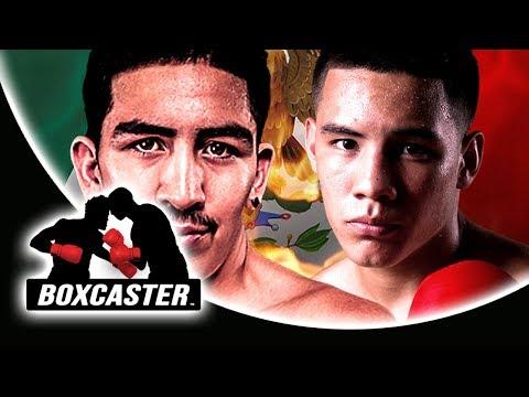 Must-See Match-Up: Leo Santa Cruz vs. Oscar Valdez
