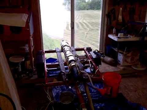 Steam Rocket Trial 6-2-12