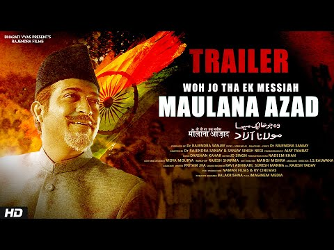 Woh Jo Tha Ek Messiah Maulana Azad   Official Trailer   Releasing 18th January 2019