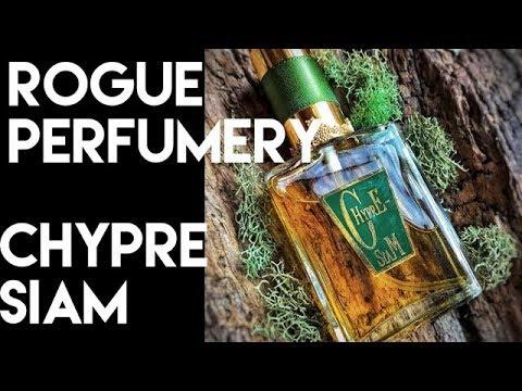 Rogue Perfumery - Chypre Siam