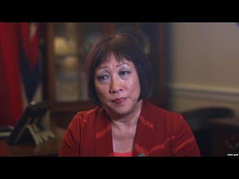 VOA专访:日裔民主党议员(Rep. Colleen Hanabusa)谈美国与亚太国家关系