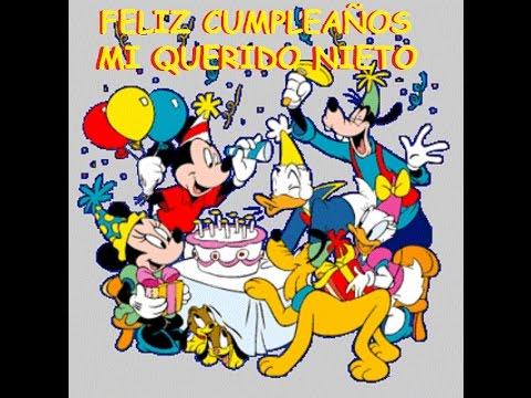 Cumpleaños De Mi Nieto