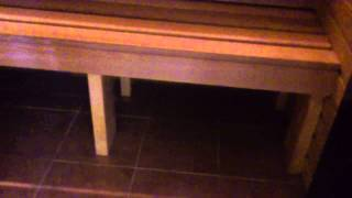 видео Б-5 Баня из бруса 6x5