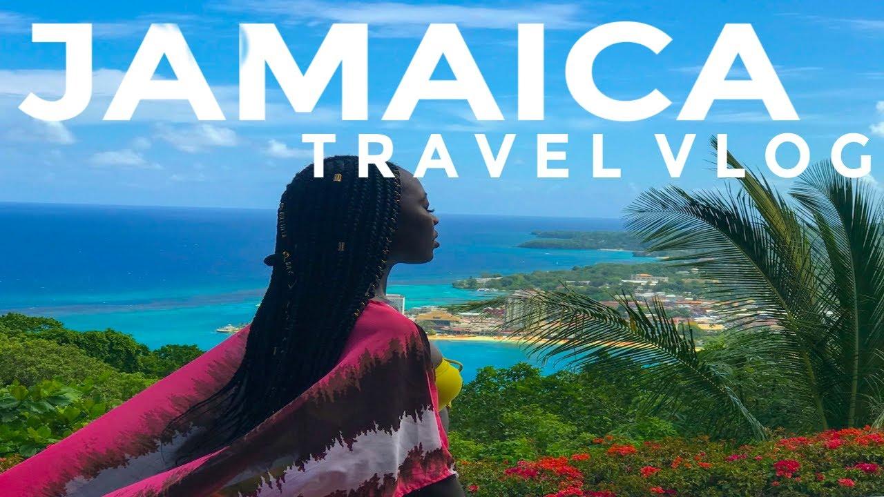JAMAICA VLOG | TY GOES TO JAMAICA, OCHO RIOS | The ultimate getaway