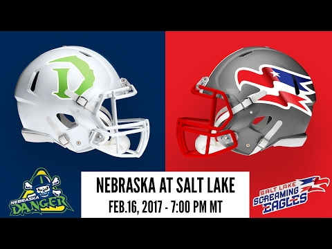 Nebraska Danger at Salt Lake Screaming Eagles