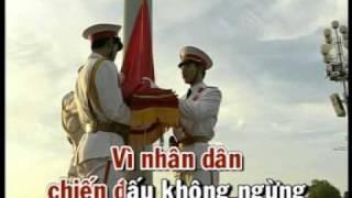 Tiến Quân Ca (Quốc ca Việt Nam) Nhạc Không Lời - Vietnam National Anthem Instrumental