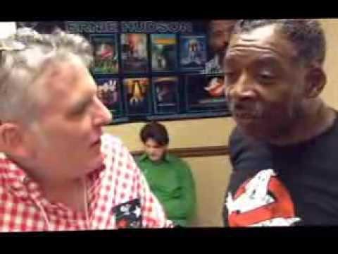 "Interview: ""Ghostbusters"" Ernie Hudson |by @DrJimmyStar on #ROKU #jimmystarshow"