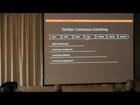 Continuous Everything: Developement, Integration, Deployment, DevOps (Peter Hormanns)