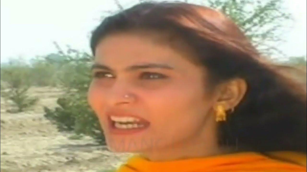 Nighat Naz in old KTN Entertainment Movie | Karo Wago