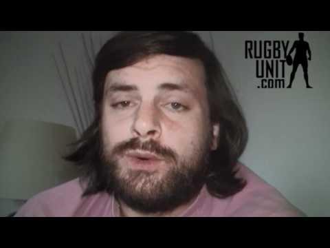 Question de Sébastien Tillous-Borde à Rodrigo Capo-Ortega - RugbyUnit